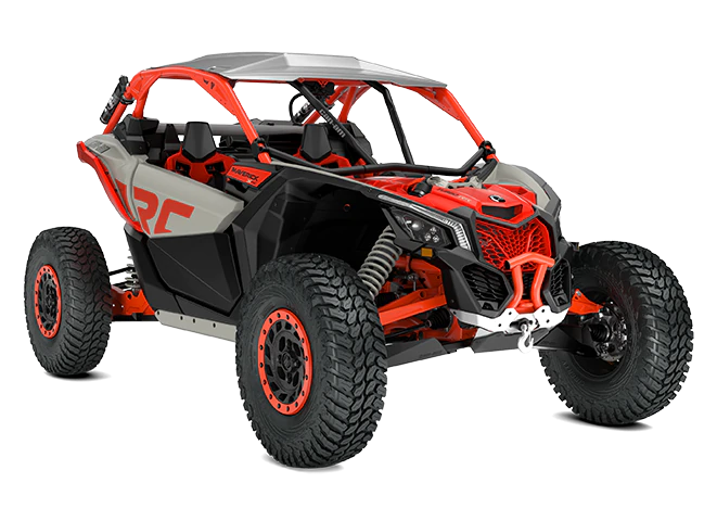 Квадроцикл Maverick XRC TURBO RR 2021
