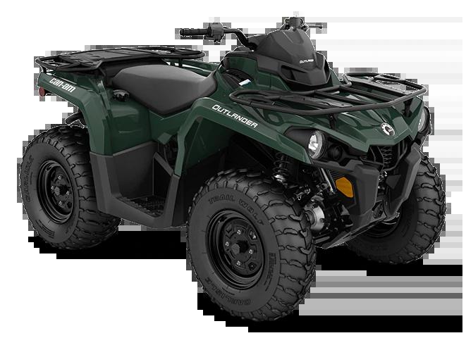 Квадроцикл Outlander STD 450