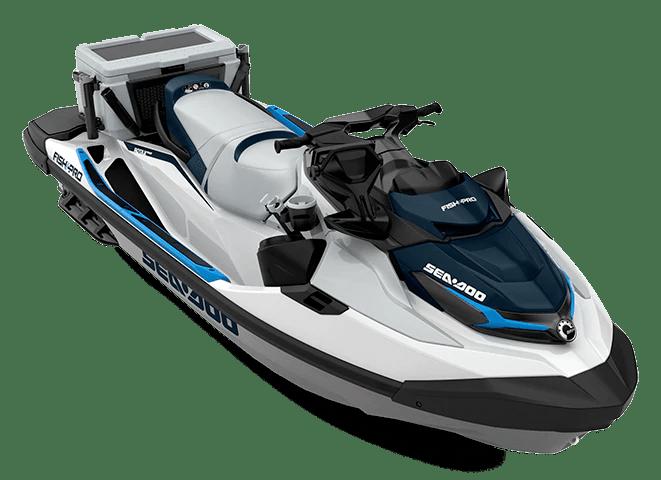 Гідроцикл SEA-DOO 2021 FISH PRO 170