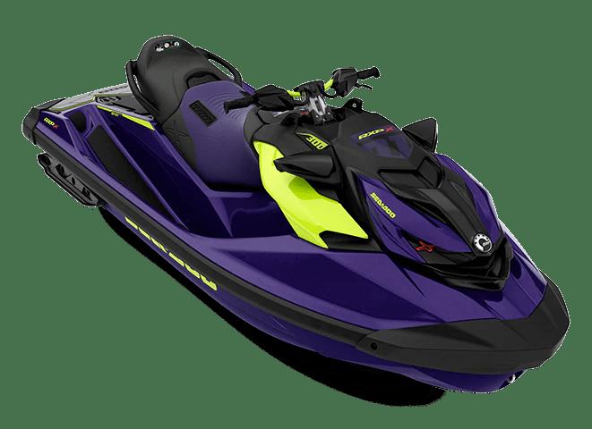 Гідроцикл SEA-DOO 2021 RXP-X 300 2up