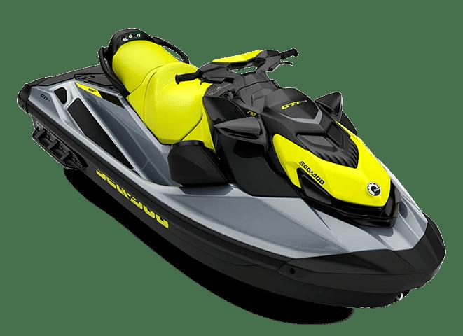 Гідроцикл SEA-DOO 2021 GTI SE 170
