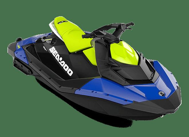 Гідроцикл SEA-DOO 2021 Spark 90 2up синій
