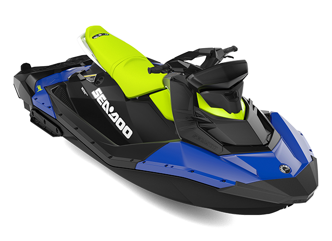 Гідроцикл SEA-DOO 2021 Spark 90 3up