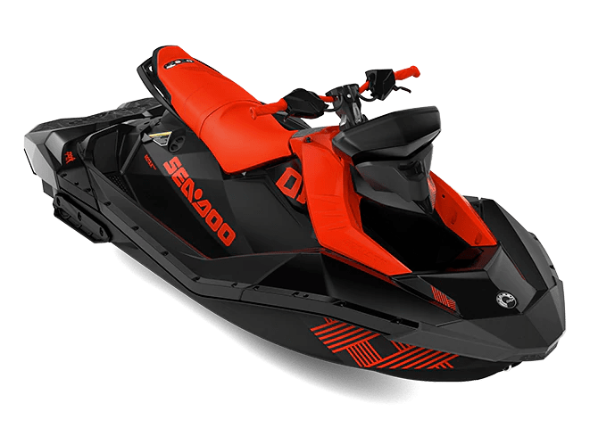 Гідроцикл SEA-DOO 2021 Spark Trixx 90 3up