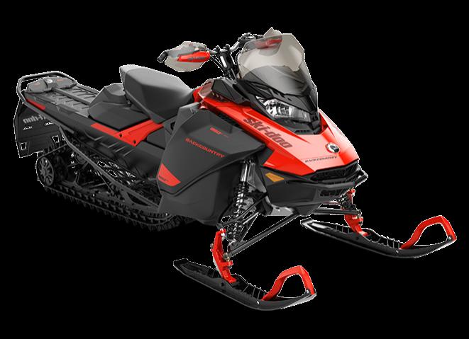 Снігохід Ski-Doo 2021 Backcountry 850 ETEC