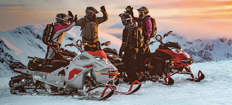 Ski-Doo модельний рік 2021 Lifestyle Family
