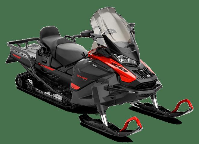 Снігохід Ski-Doo 2021 Skandic WT 600 EFI