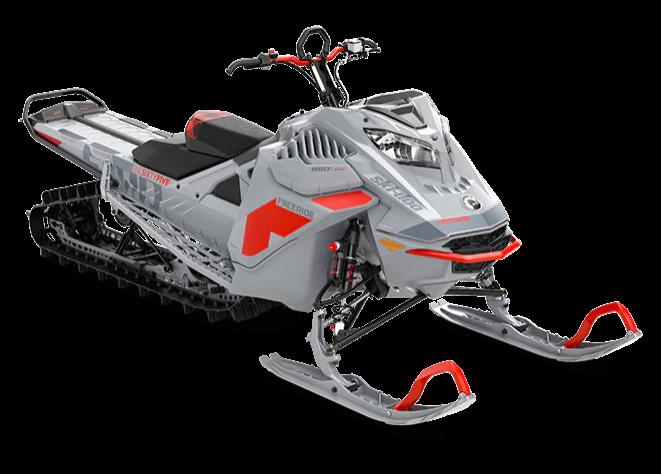 Снігохід Ski-Doo 2021 Freeride