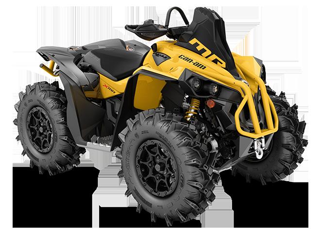 Квадроцикл Renegade XMR 1000R Visco 4Lok Can-Am 2021