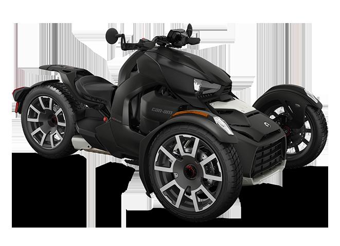 Трицикл Can-Am Ryker Rally Edition 2021