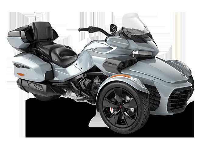 Трицикл родстер Spyder F3 Limited 2021