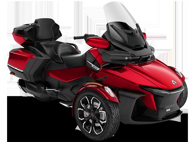 Трицикл родстер Spyder RT Limited 2021