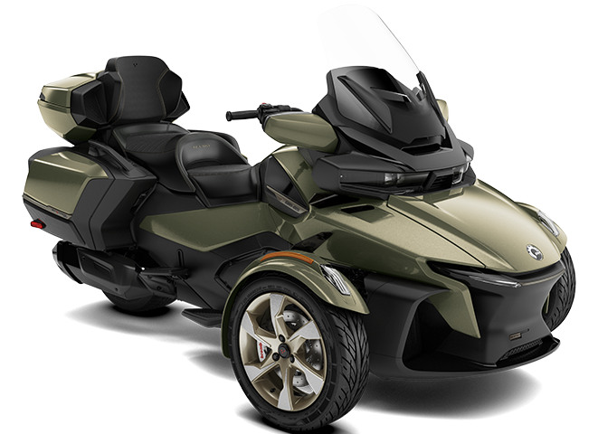 Трицикл родстер Spyder RT Sea-to-Sky 2021