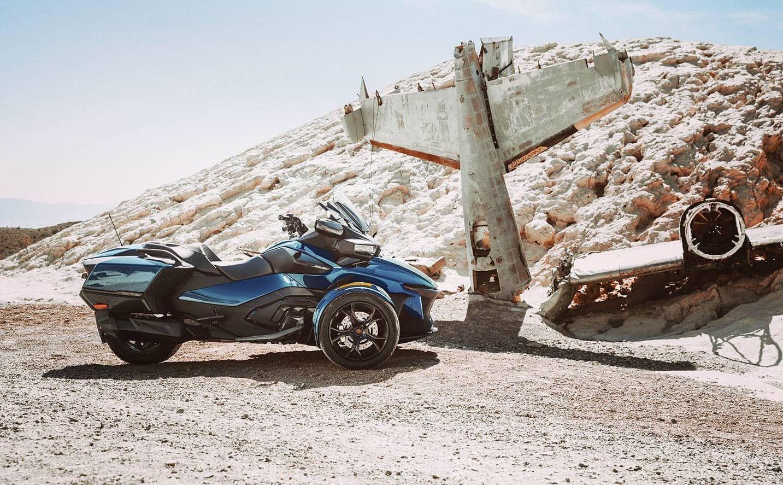Трицикл Spyder RT Limited 2021
