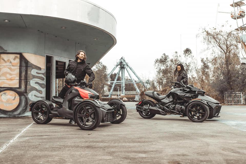 трицикл BRP Can-Am Ryker 2021