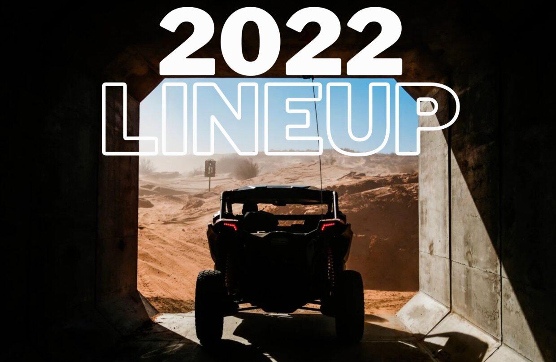 Модельний ряд BRP 2022