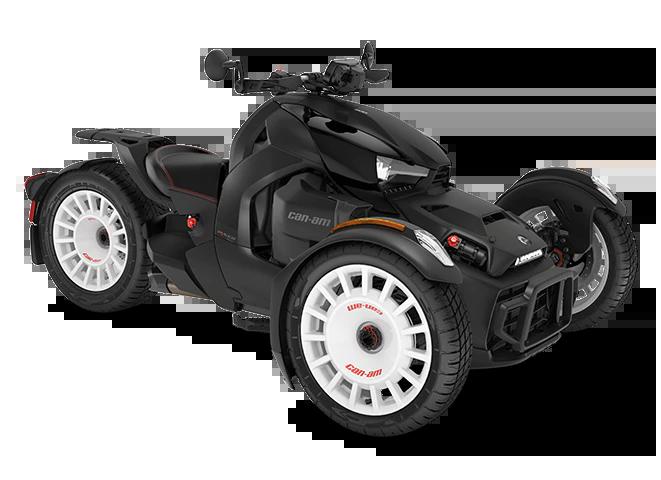 Трицикл Can-Am RYKER MY22 Ryker-Rally Black
