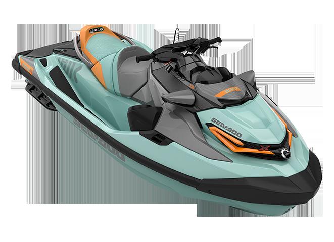 BRP Гідроцикл SEA-DOO MY22 WAKE-PRO SS-230-Neo-Mint