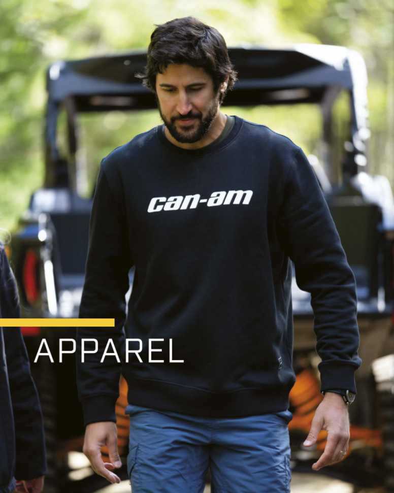 Каталог аксесуарів 2022_Can-Am_OffRoad_apparel