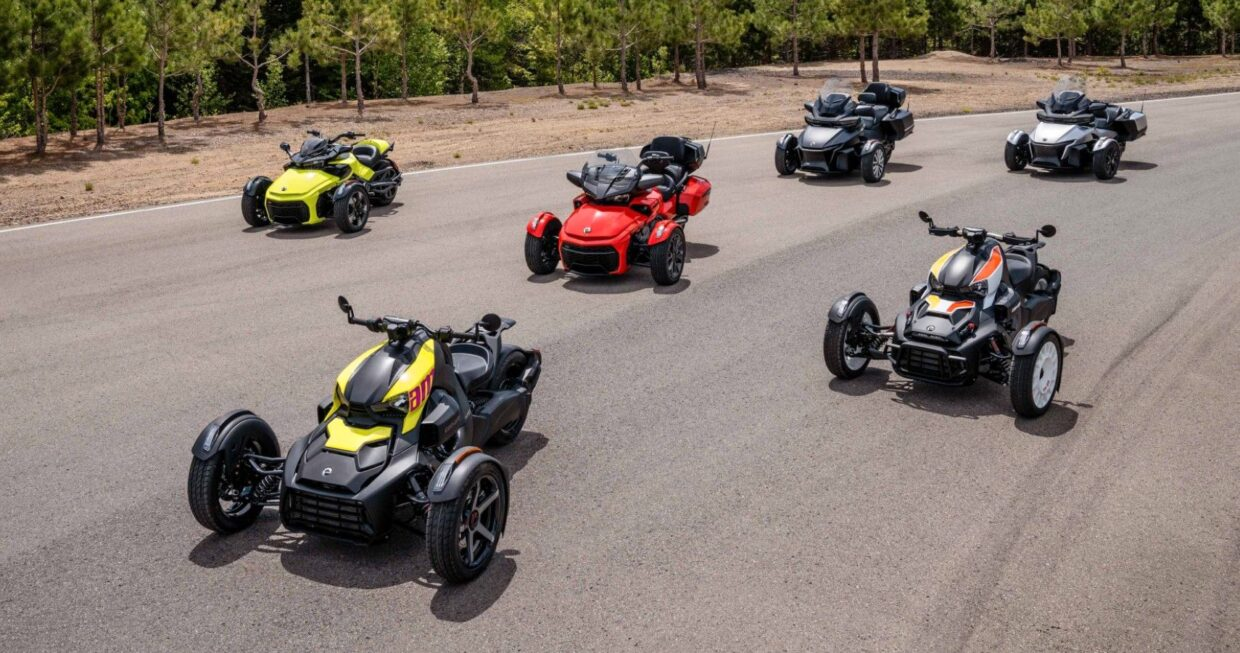 2022_Can-Am_On-Road_Model_Lineup