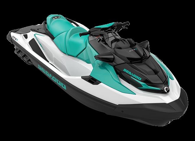 Гідроцикл GTX PRO IBR 130 Rental Sea-Doo 2022