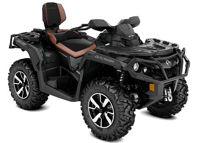 Квадроцикл Outlander MAX LTD 1000R Can-Am 2022