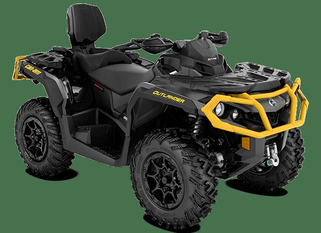 Квадроцикл Outlander MAX XT-P 1000R Can-Am 2022
