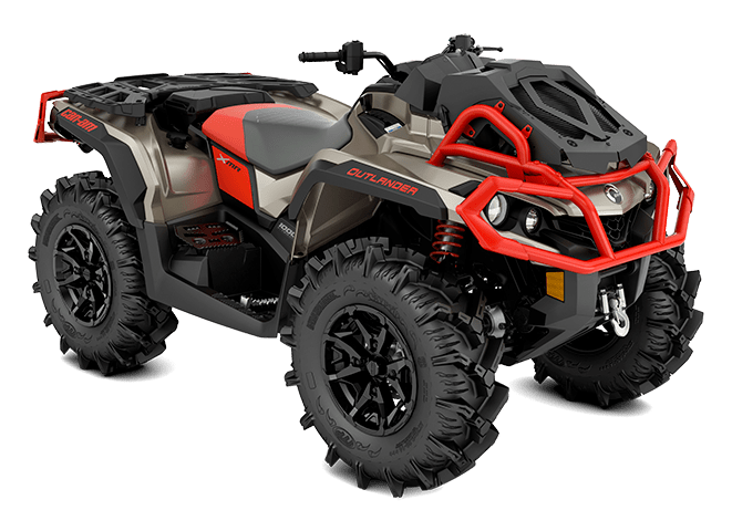 Квадроцикл Outlander X MR 1000R Can-Am 2022