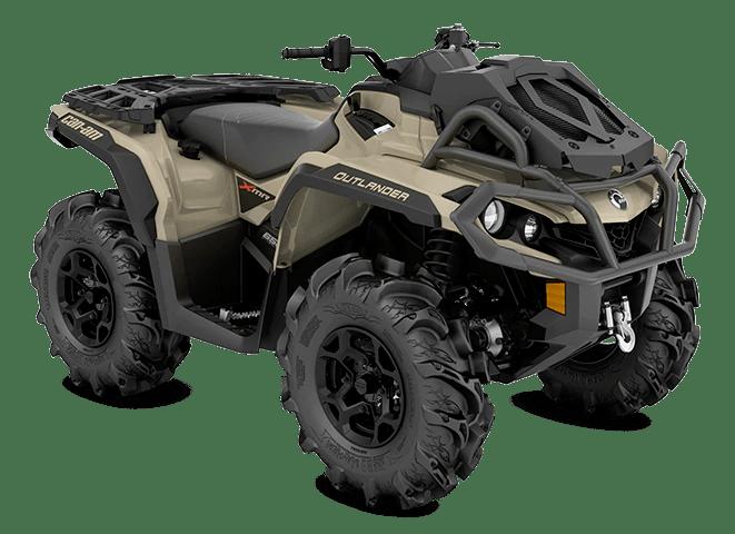 Квадроцикл Outlander X MR 650 Can-Am 2022
