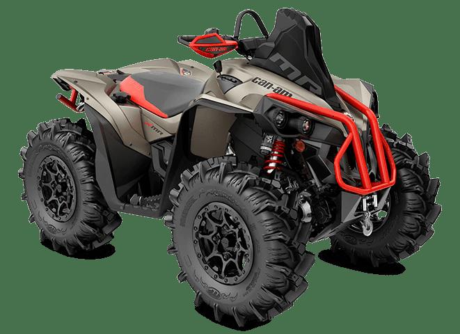 Квадроцикл Renegade X MR 1000R Can-Am 2022