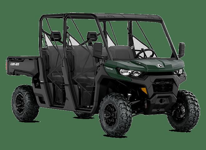 Квадроцикл Traxter MAX DPS HD9 Can-Am 2022