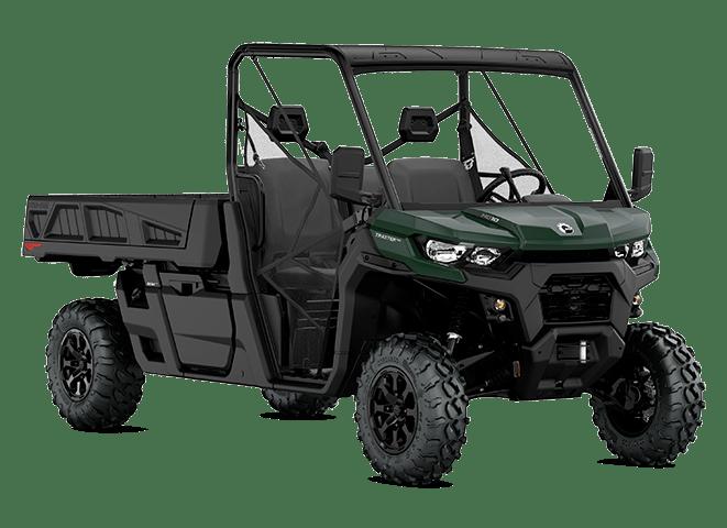 Квадроцикл Traxter XT HD10 Can-Am 2022