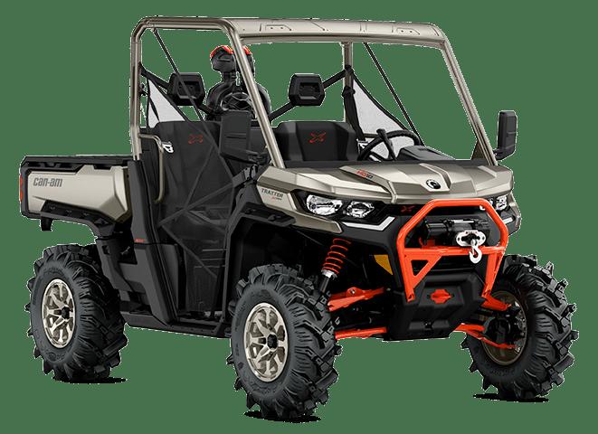 Квадроцикл Traxter X MR HD10 Can-Am 2022