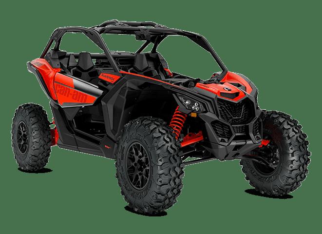 Квадроцикл Maverick DS TurboRR Can-Am 2022