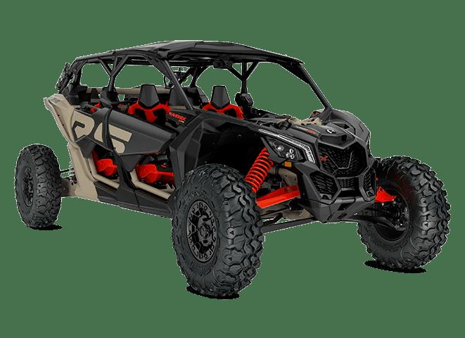 Квадроцикл Maverick MAX X RS TurboRR Can-Am 2022