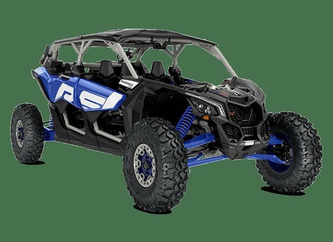 Квадроцикл Maverick MAX X RS SAS TurboRR Can-Am 2022