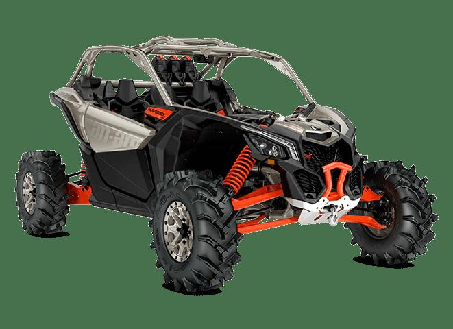 Квадроцикл Maverick X MR TurboRR Can-Am 2022