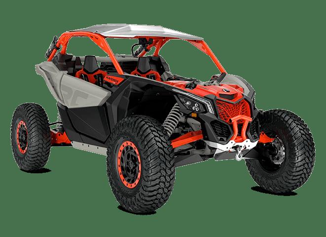 Квадроцикл Maverick X RC TurboRR Can-Am 2022