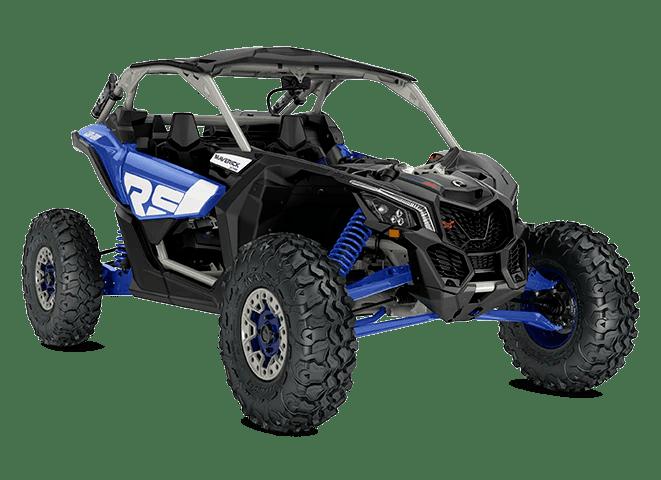 Квадроцикл Maverick X RS SAS TurboRR Can-Am 2022