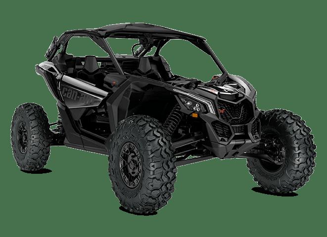Квадроцикл Maverick X RS TurboRR Can-Am 2022