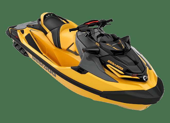 Гідроцикл RXT X RS 300 Millenium Yellow Sea-Doo 2022