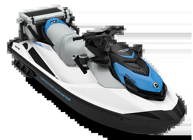 Гідроцикл GTX FISH PRO Scout 130 Sea-Doo 2022