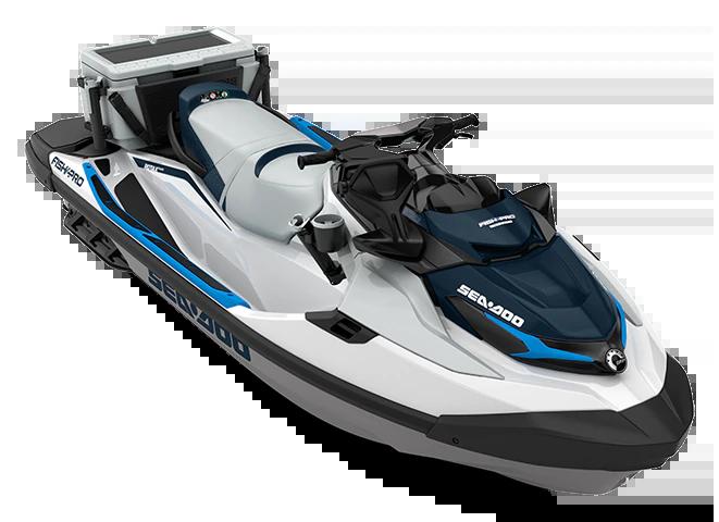 Гідроцикл GTX FISH PRO Sport 170 Sea-Doo 2022