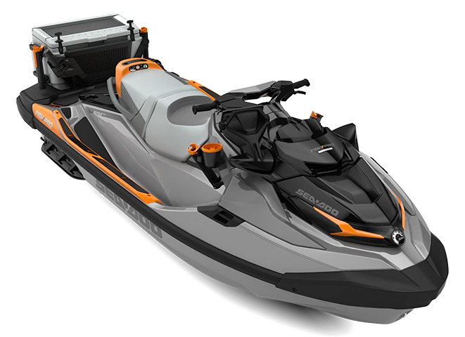 Гідроцикл GTX FISH PRO Trophy 170 Audio IDF Sea-Doo 2022