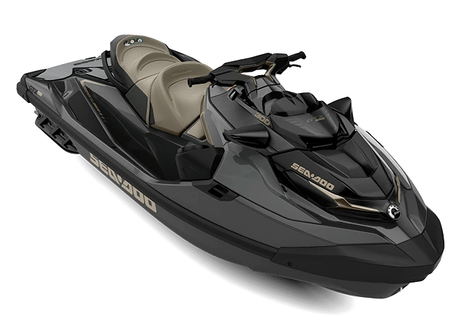Гідроцикл GTX LTD 300 Audio IDF Liquid Titanium Sea-Doo 2022