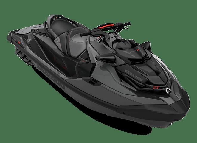 Гідроцикл RXT X RS 300 Audio Triple Black Sea-Doo 2022