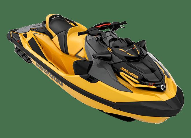 Гідроцикл RXT X RS 300 Audio Millenium Yellow Sea-Doo 2022