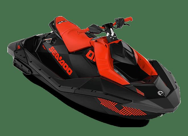 Гідроцикл SPARK 2up IBR TRIXX 90 Sea-Doo 2022