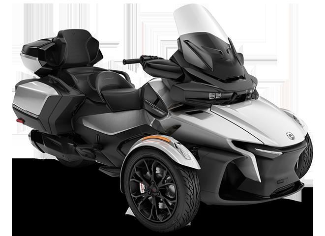 Квадроцикл Spyder RT LTD 1330 ACE Hyper Silver Can-Am 2022